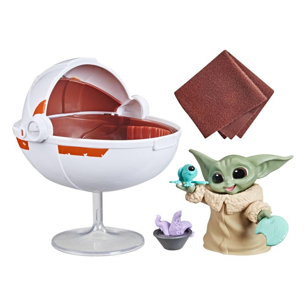 Photo du produit Star Wars Mandalorian Bounty Collection pack Landau flottant de Grogu