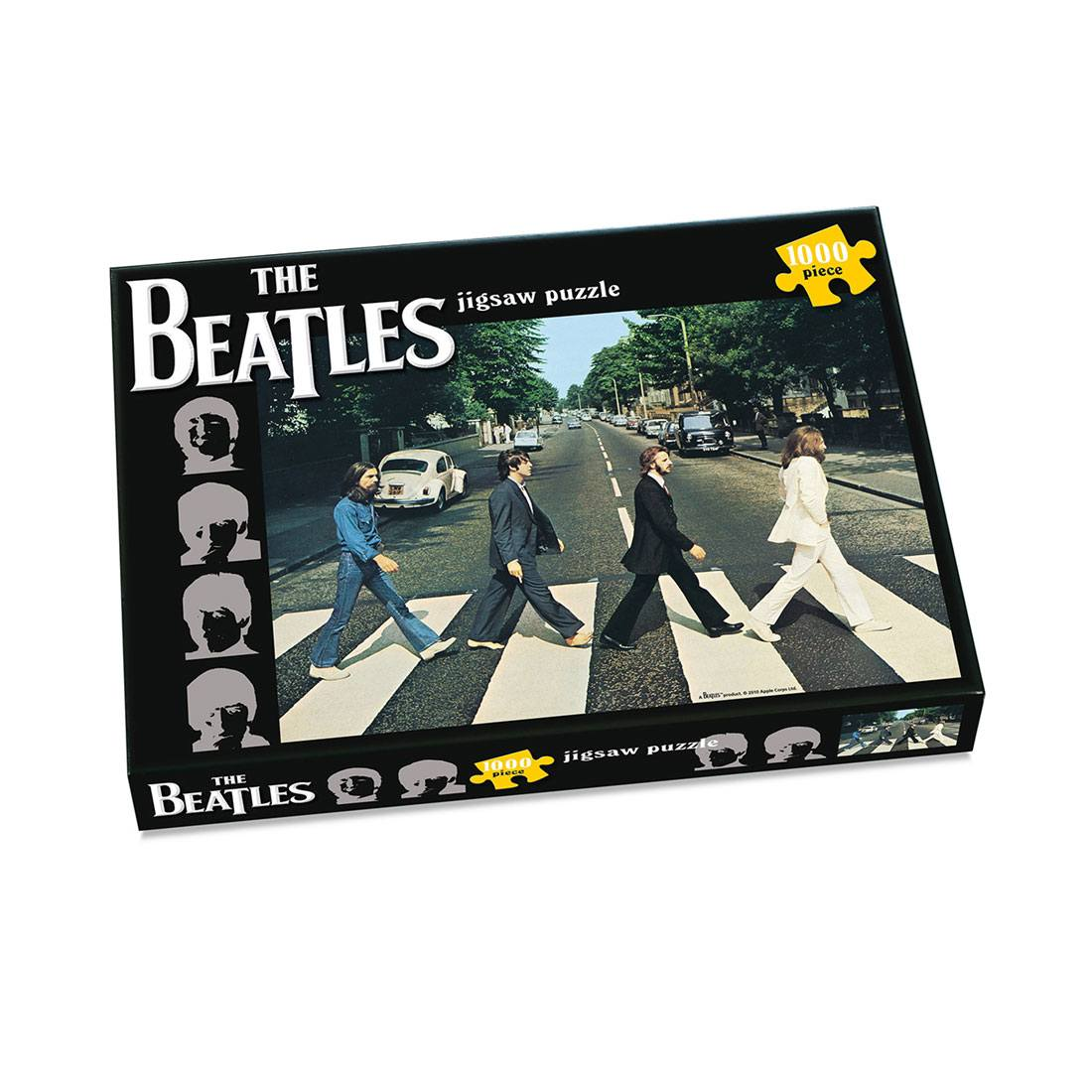 Photo du produit THE BEATLES PUZZLE ABBEY ROAD