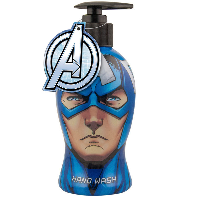 Photo du produit Gel douche shampoing Marvel Captain America
