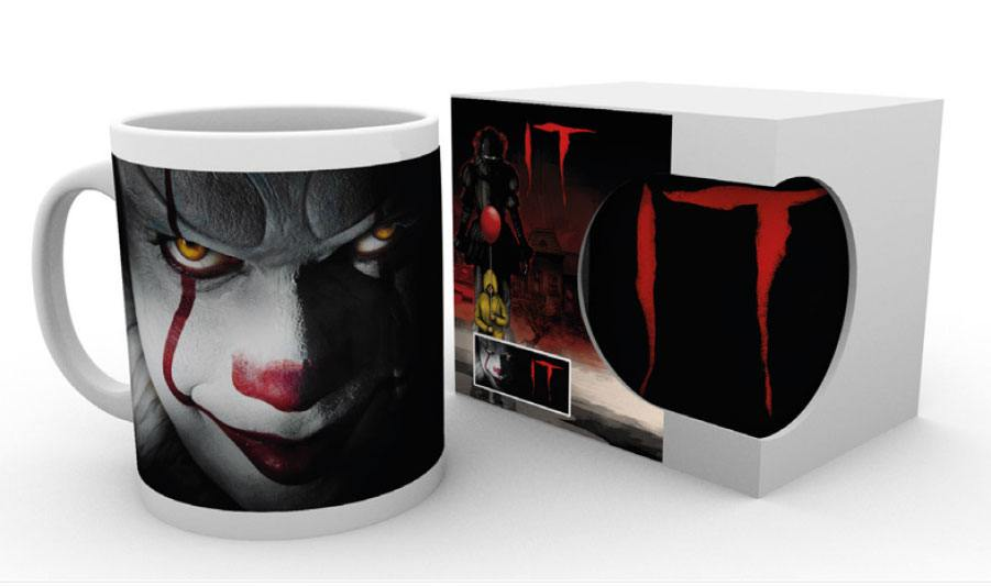 Photo du produit ÇA (IT) MUG PENNYWISE