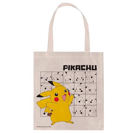 Photo du produit SAC SHOPPING PIKACHU POKEMON