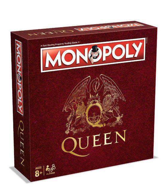 Photo du produit MONOPOLY QUEEN (VERSION ANGLAISE)