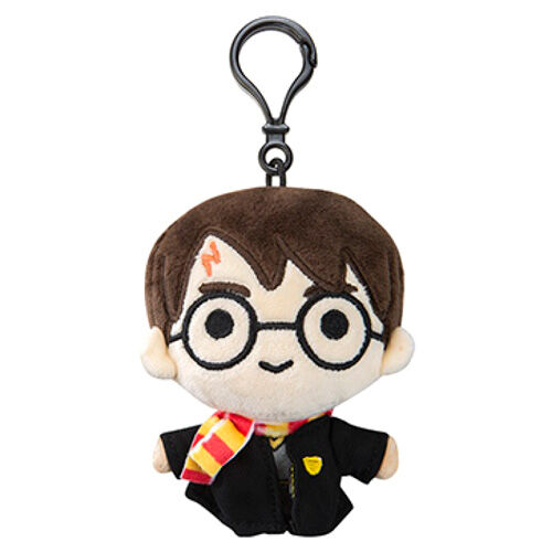 Photo du produit PORTE CLÉ EN PELUCHE HARRY POTTER 12CM