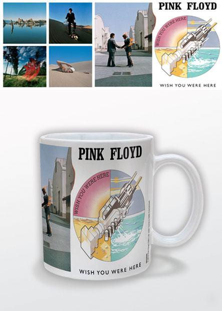 Photo du produit Pink Floyd mug Wish You Were Here