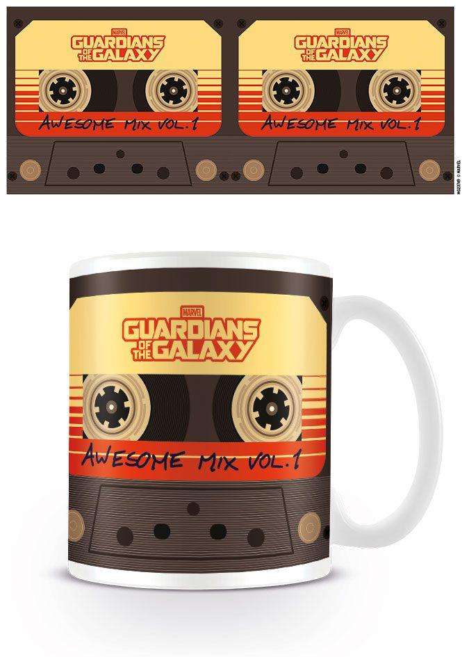 Photo du produit Les Gardiens de la Galaxie Vol. 1 mug Awesome Mix Vol. 1