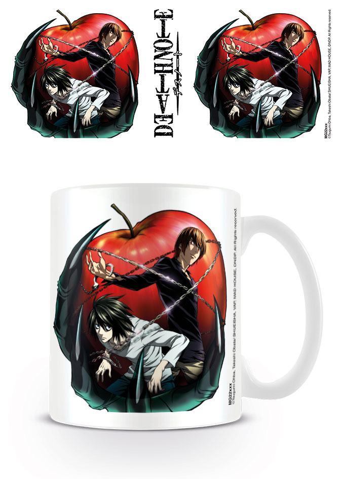 Photo du produit Death Note mug Apple