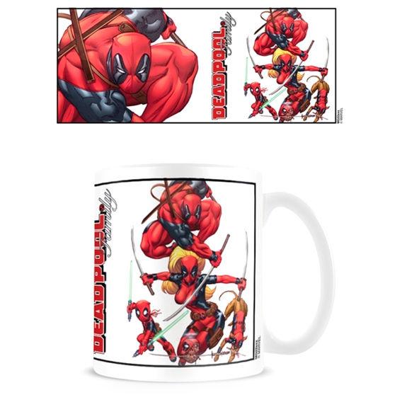 Photo du produit Mug Deadpool Marvel
