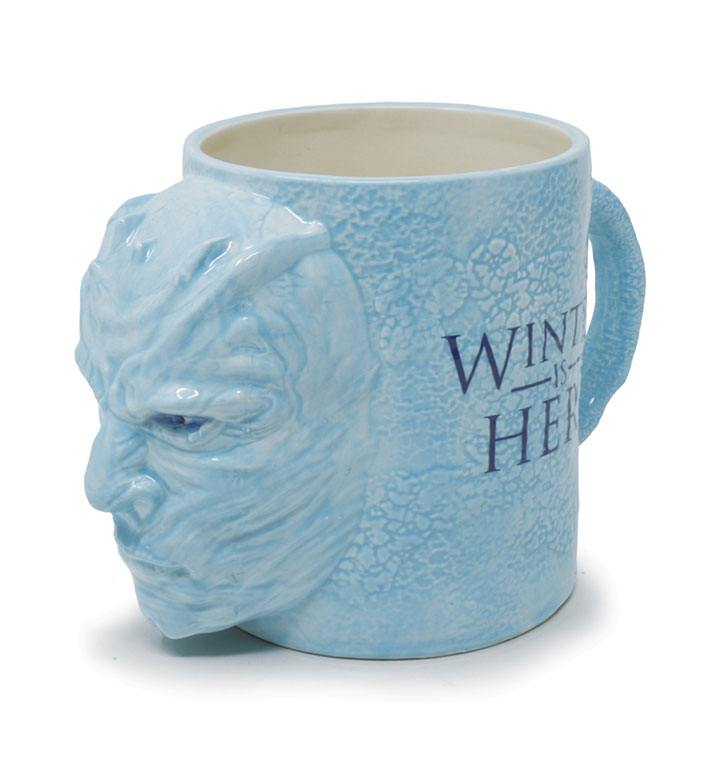 Photo du produit GAME OF THRONES MUG SHAPED 3D NIGHT KING
