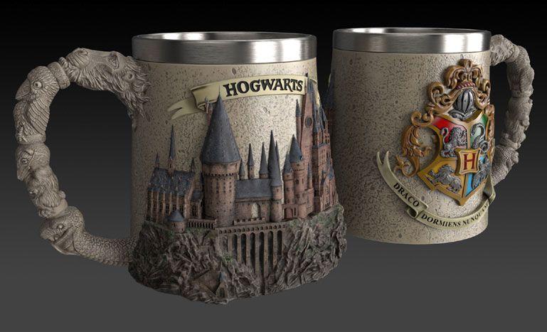 Photo du produit Harry Potter mug Hogwarts School