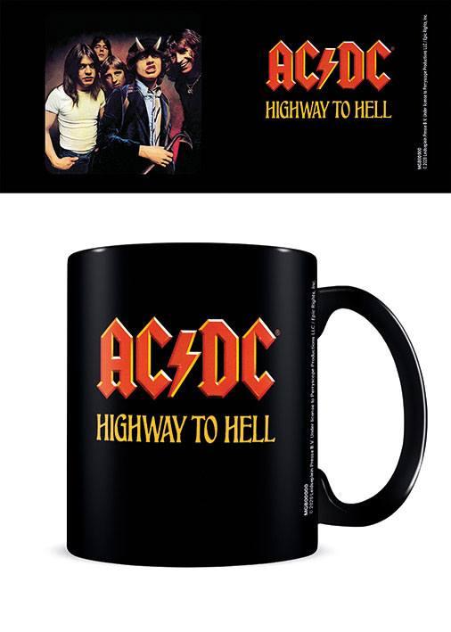 Photo du produit AC/DC MUG HIGHWAY TO HELL