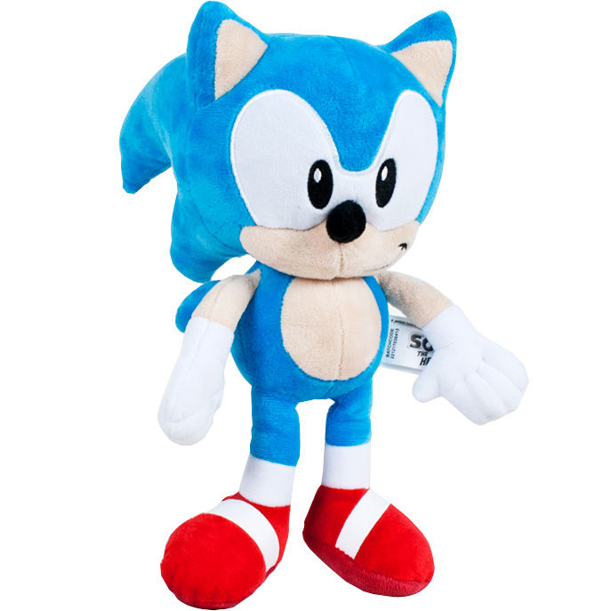 Photo du produit PELUCHE SONIC DOUCE 26CM