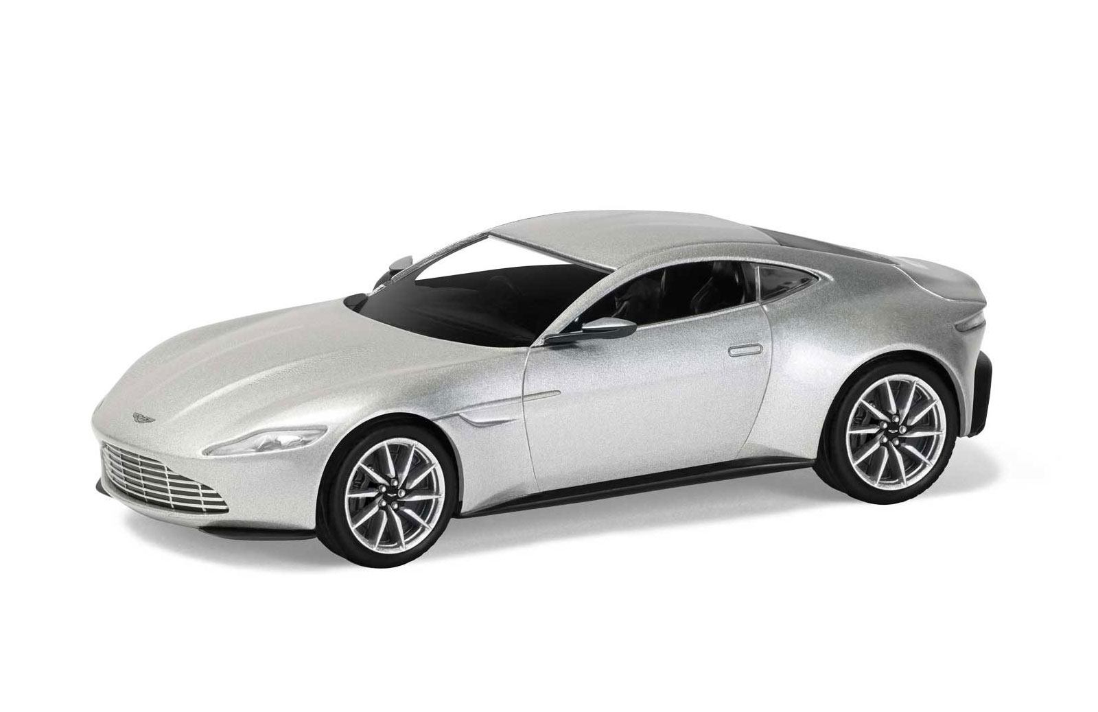 Photo du produit JAMES BOND 1/36 ASTON MARTIN DB10 MÉTAL