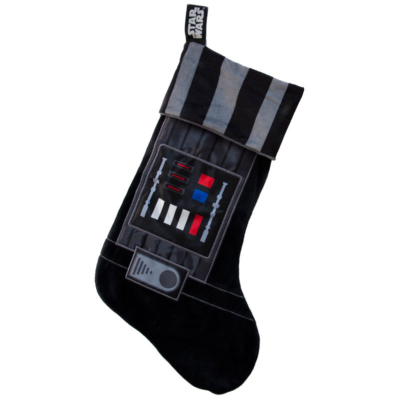 Photo du produit CHAUSSETTE DE NOEL STAR WARS DARK VADOR