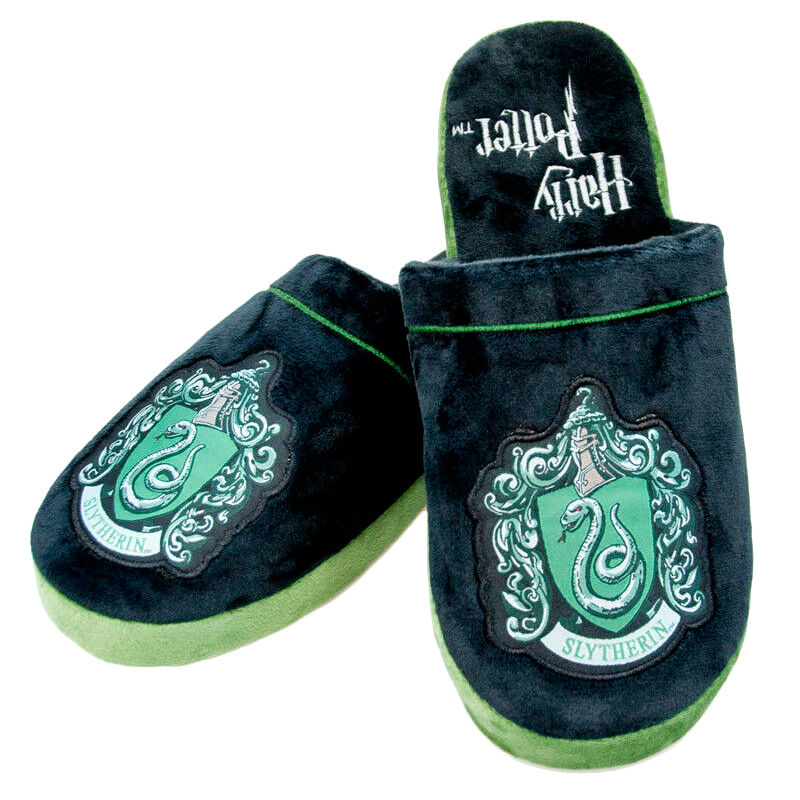 Photo du produit CHAUSSONS HARRY POTTER SERPENTARD HOMME