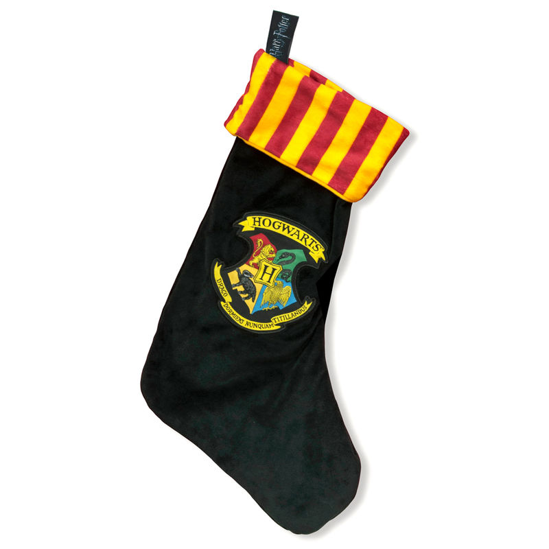 Photo du produit CHAUSSETTE DE NOEL HARRY POTTER HOGWARTS