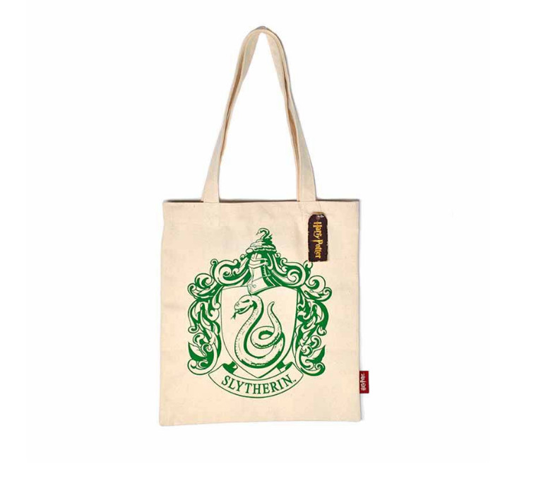 Photo du produit SAC SHOPPING HARRY POTTER SLYTHERIN CREST