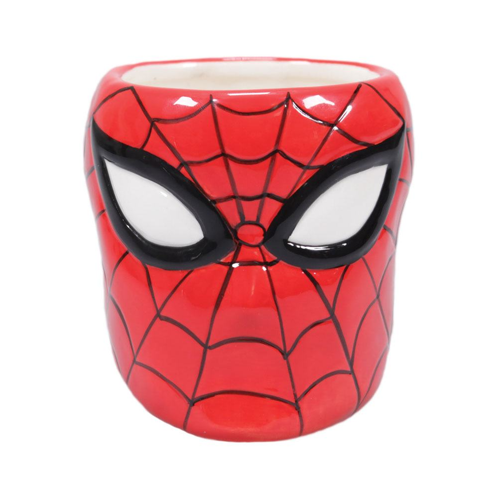 Photo du produit MARVEL MUG SHAPED SPIDER-MAN