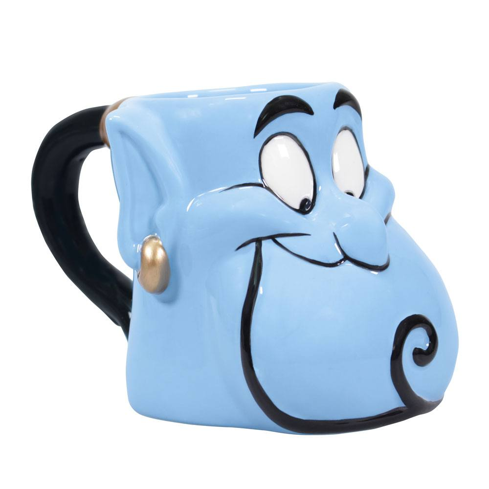 Photo du produit ALADDIN MUG SHAPED GENIE