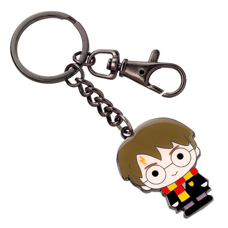 Photo du produit HARRY POTTER PORTE-CLÉS PLAQUÉ ARGENT CUTIE COLLECTION HARRY POTTER