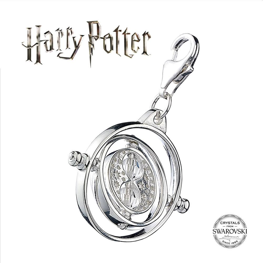 Photo du produit HARRY POTTER X SWAROVSKI BRELOQUE TIME TURNER