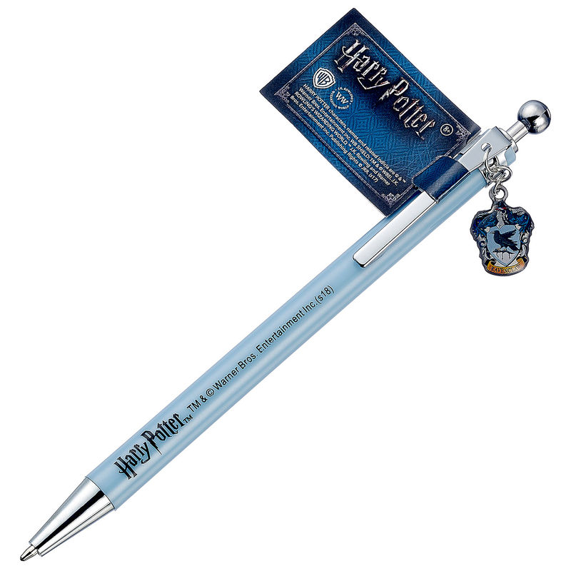 Photo du produit STYLO A BILLE HARRY POTTER RAVENCLAW