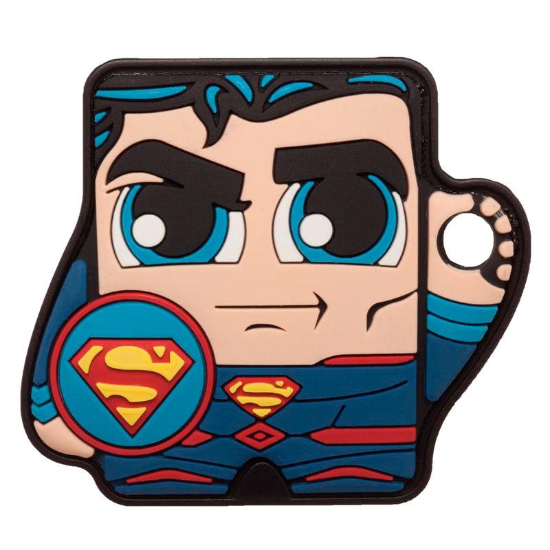 Photo du produit DC COMICS PORTE-CLE FOUNDMI BLUETOOTH SUPERMAN 4 CM