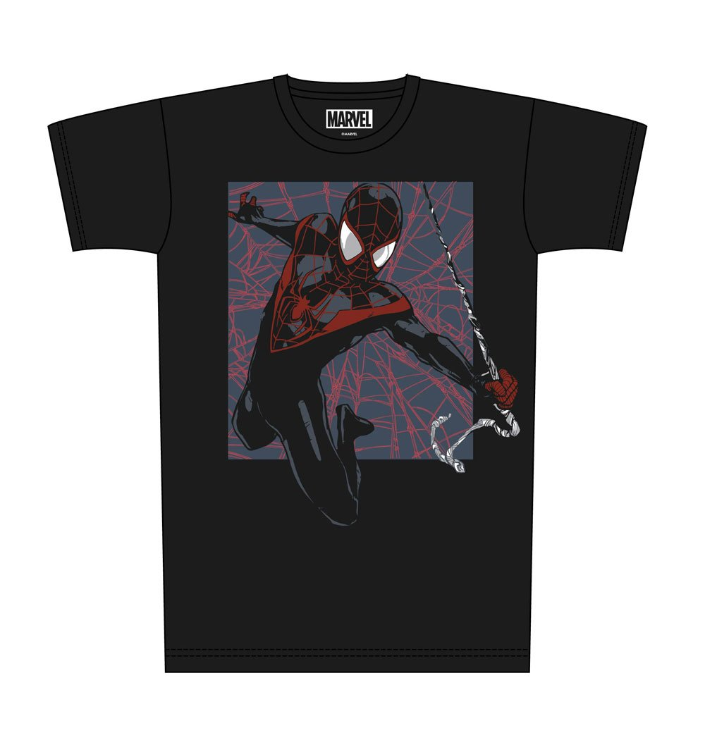 Photo du produit SPIDER-MAN T-SHIRT WEB PRINT