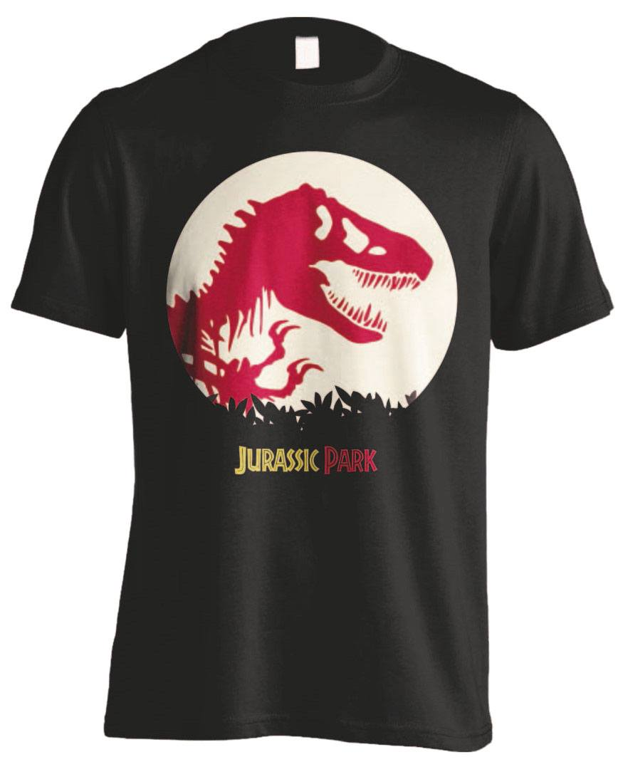Photo du produit JURASSIC PARK T-SHIRT T-REX SPOTTED