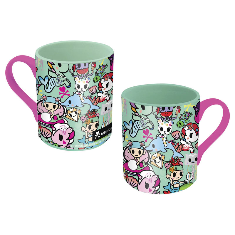 Photo du produit MUG TOKIDOKI EN CERAMIQUE