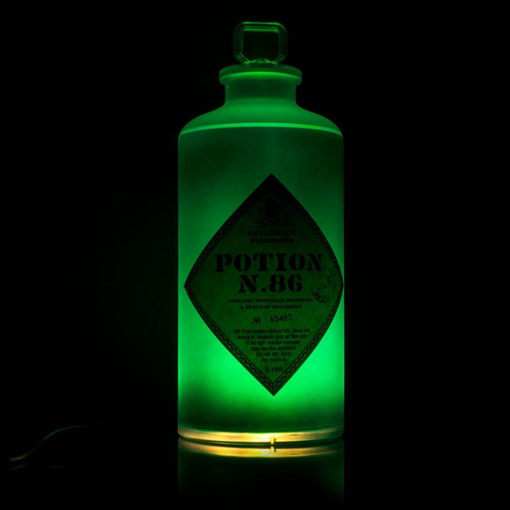 Photo du produit HARRY POTTER LAMPE POTION BOTTLE 20 CM