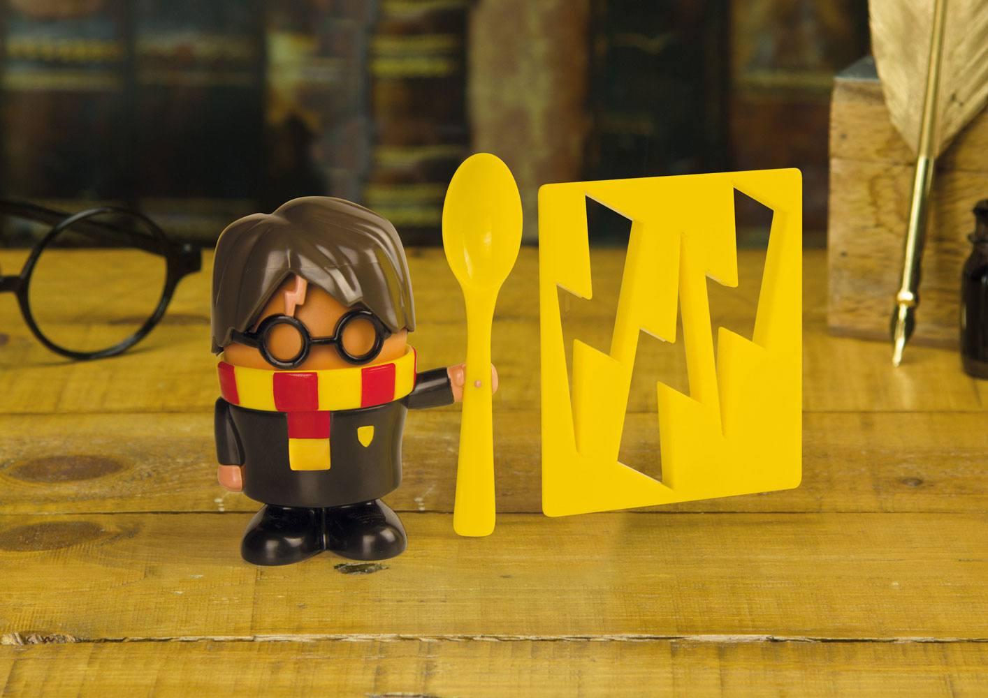Photo du produit HARRY POTTER COQUETIER ET EMPORTE-PIECES