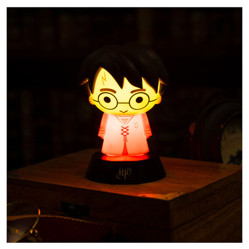 Photo du produit VEILLEUSE 3D HARRY POTTER ICON HARRY POTTER QUIDDITCH 10 CM