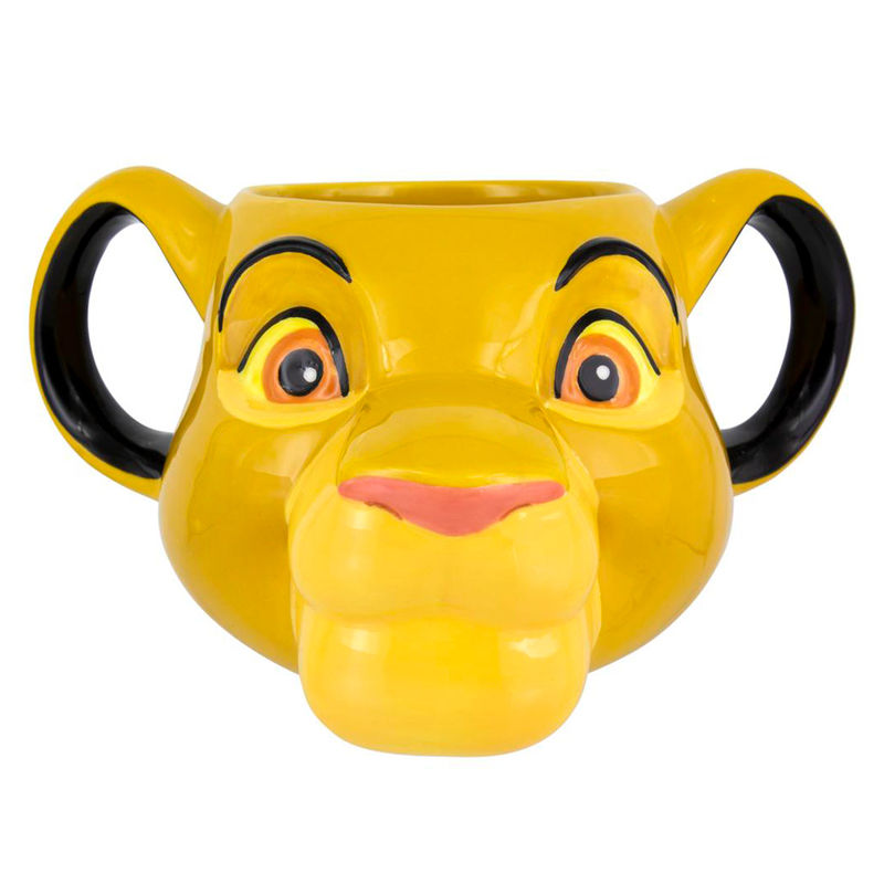 Photo du produit LE ROI LION MUG SHAPED SIMBA