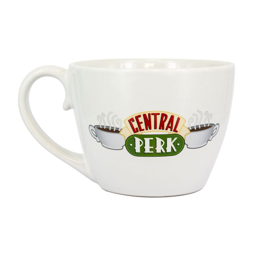 Photo du produit Friends mug Cappuccino Central Perk