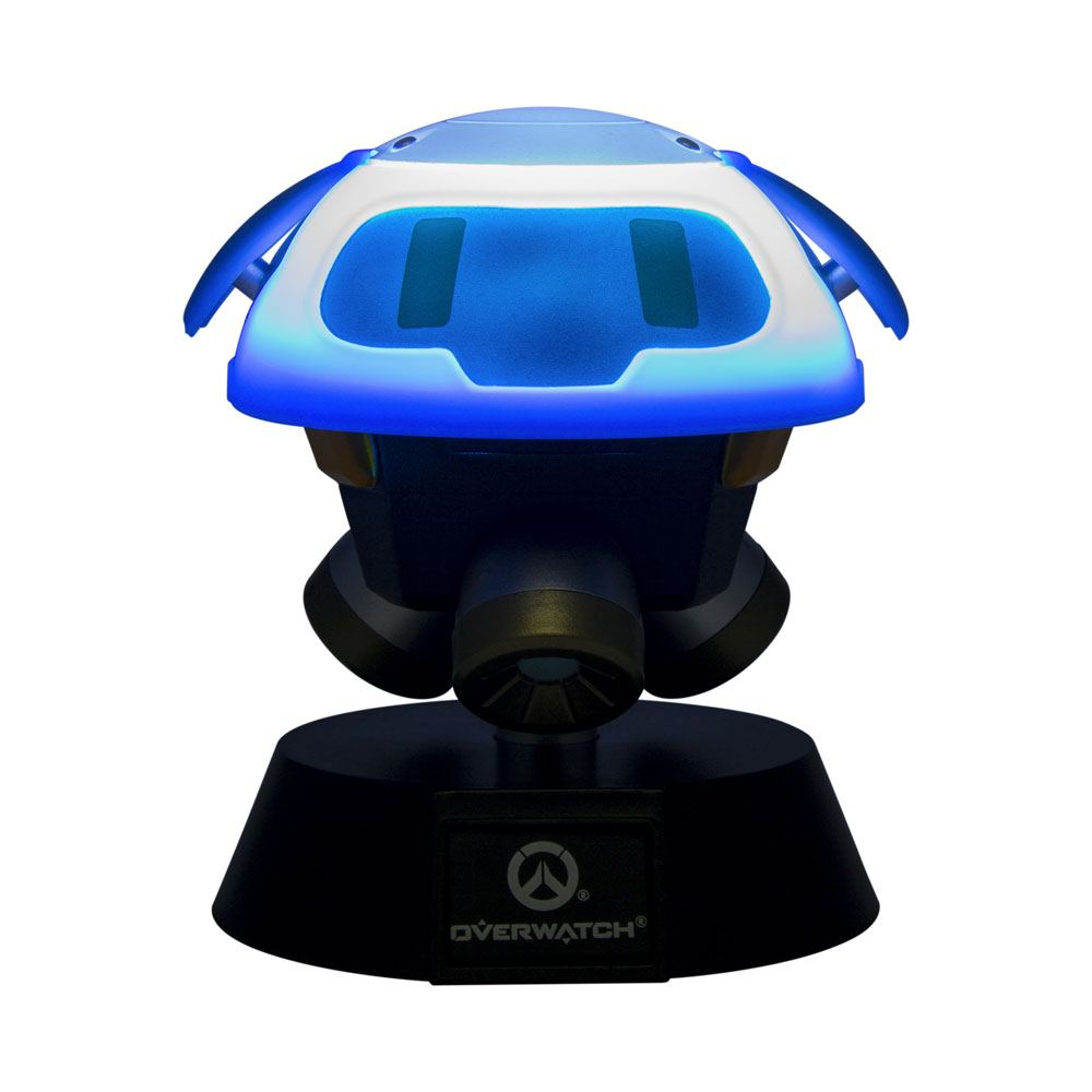 Photo du produit OVERWATCH VEILLEUSE 3D ICON SNOWBALL 10 CM