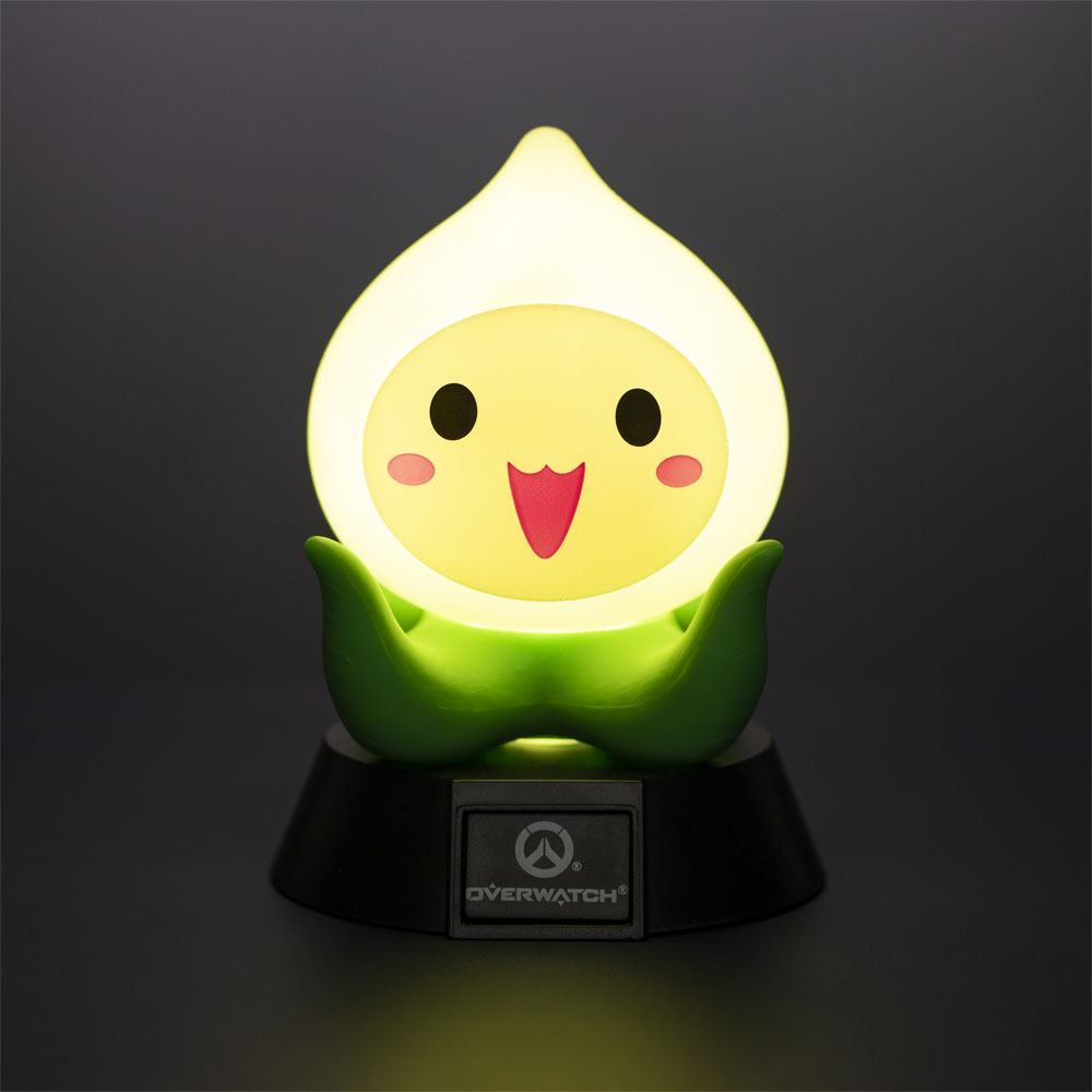 Photo du produit OVERWATCH VEILLEUSE 3D ICON PACHIMARI 10 CM