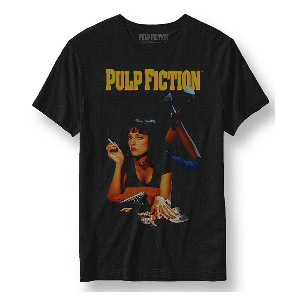 Photo du produit PULP FICTION T-SHIRT POSTER