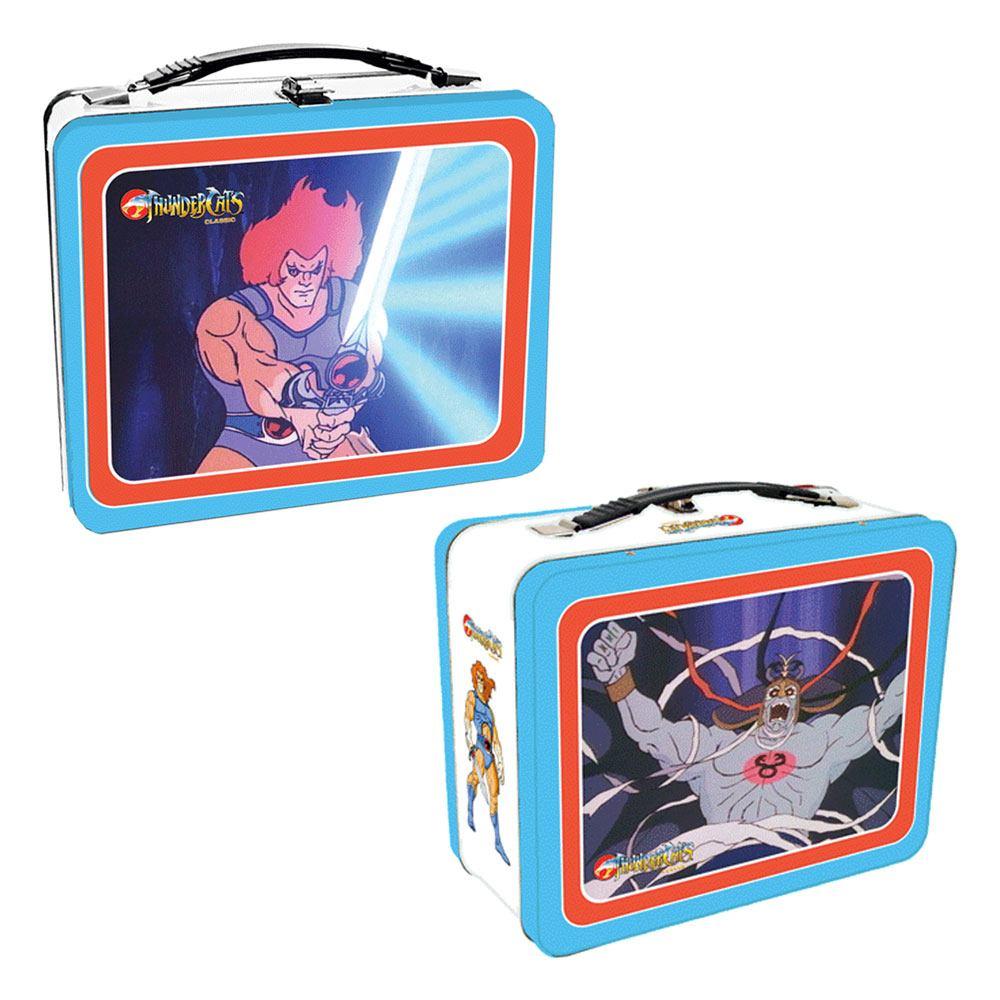 Photo du produit Thundercats boîte métal Lion-O