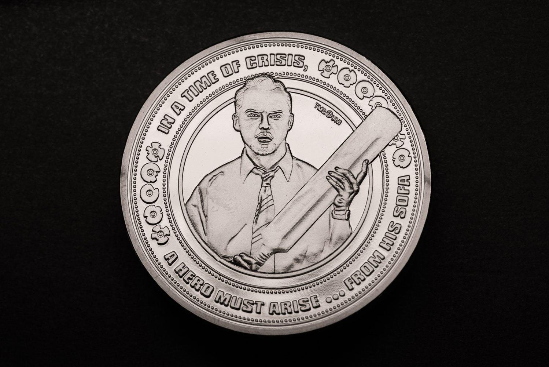 Photo du produit SHAUN OF THE DEAD PIECE DE COLLECTION 25TH ANNIVERSARY