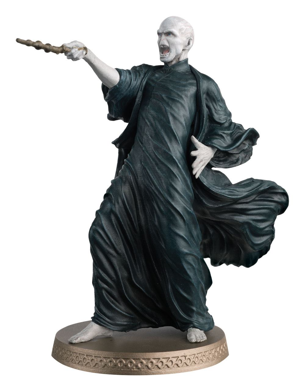 Photo du produit WIZARDING WORLD FIGURINE COLLECTION 1/16 LORD VOLDEMORT 11 CM