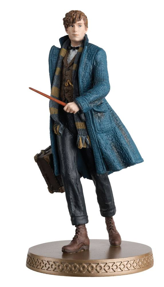 Photo du produit WIZARDING WORLD FIGURINE COLLECTION 1/16 NEWT SCAMANDER 11 CM