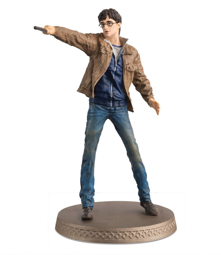 Photo du produit WIZARDING WORLD FIGURINE COLLECTION 1/16 HARRY POTTER 11 CM
