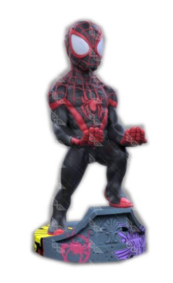 Photo du produit SPIDER-MAN CABLE GUY MILES MORALES 20 CM