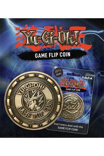 Photo du produit Yu-Gi-Oh! réplique 1/1 Flip Coin
