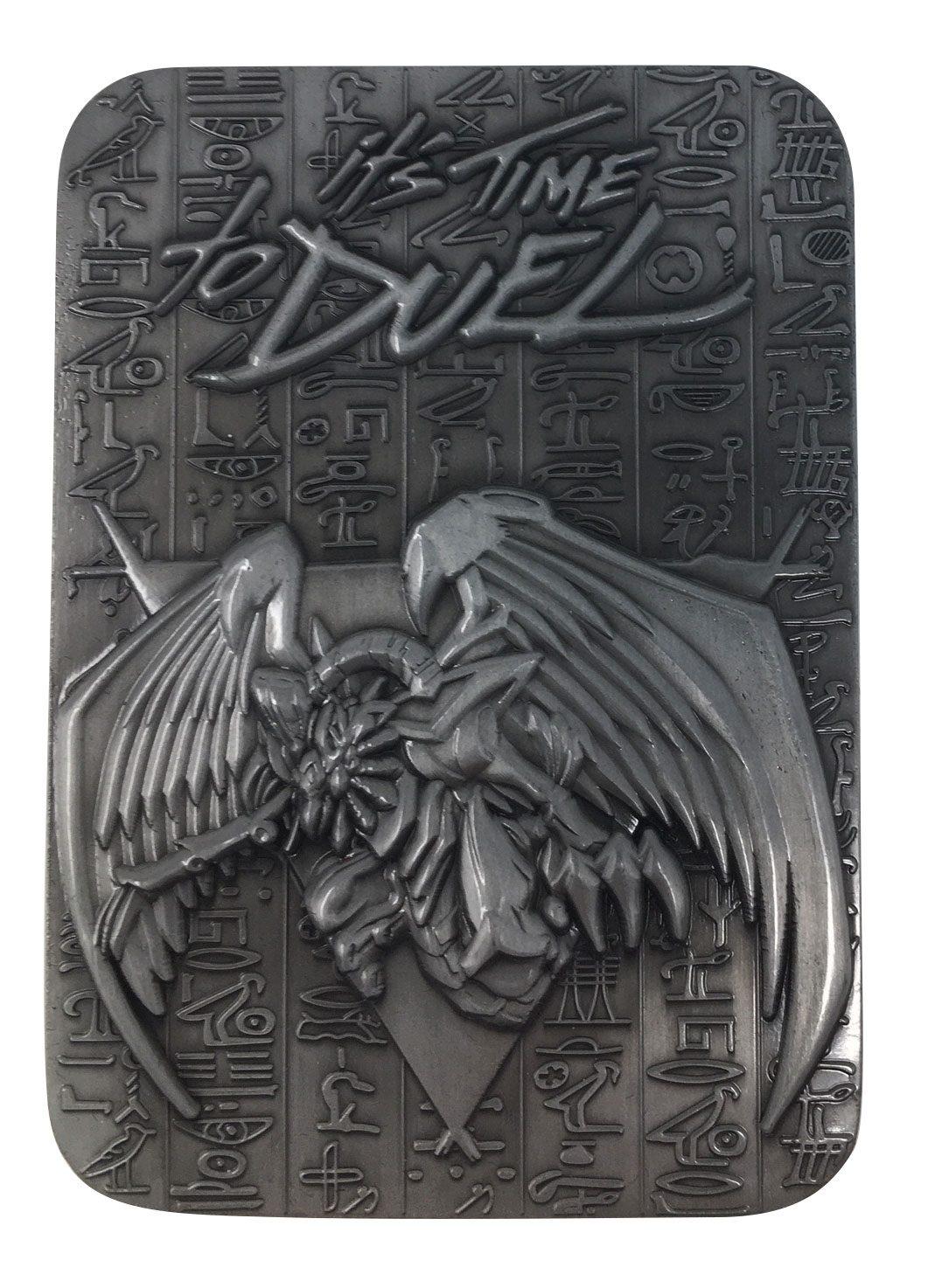 Photo du produit YU-GI-OH! RÉPLIQUE GOD CARD WINGED DRAGON OF RA