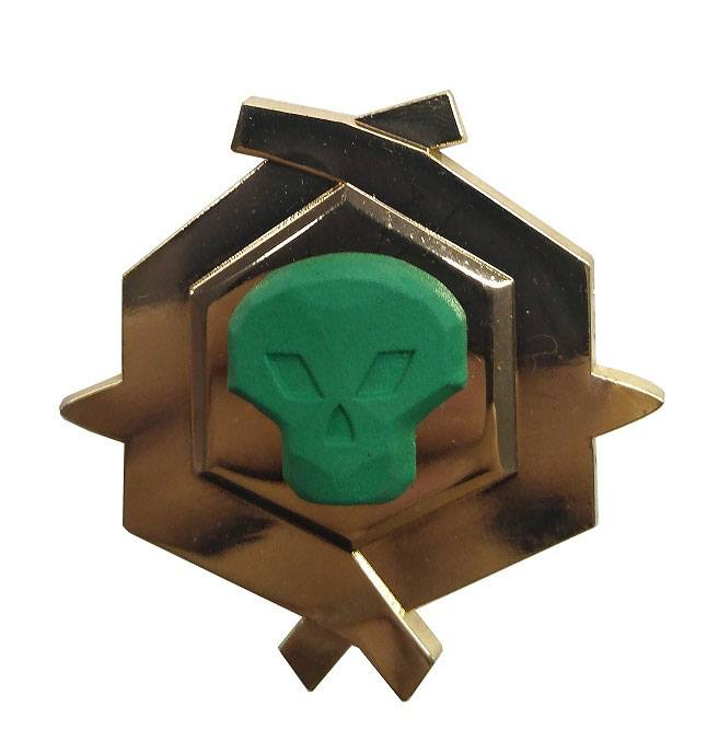 Photo du produit SEA OF THIEVES PIN'S PIRATE LEGEND LIMITED EDITION GLOW IN THE DARK