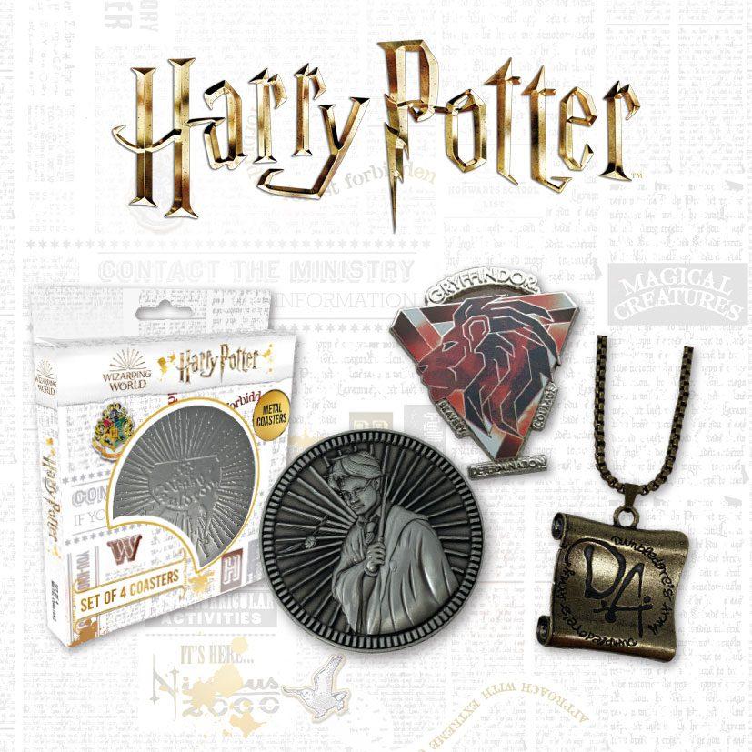 Photo du produit Harry Potter coffret cadeau Collector