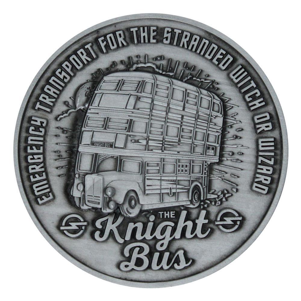 Photo du produit Harry Potter médaillon Knight Bus Limited Edition