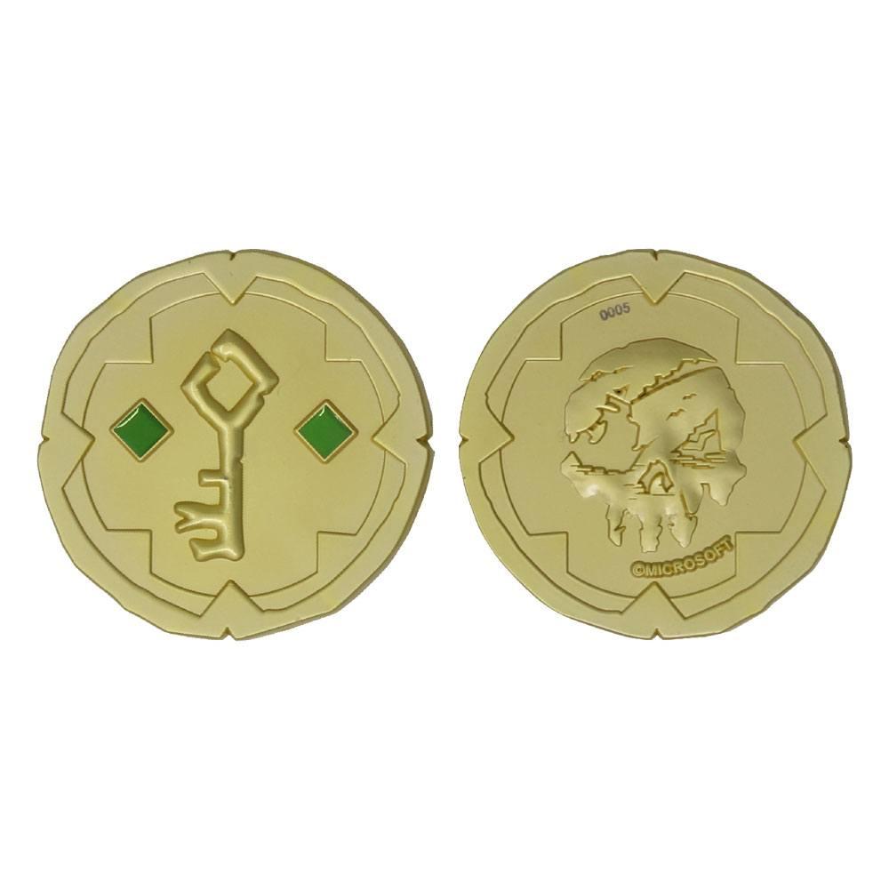 Photo du produit Sea of Thieves réplique Gold Hoarder Coin Limited Edition
