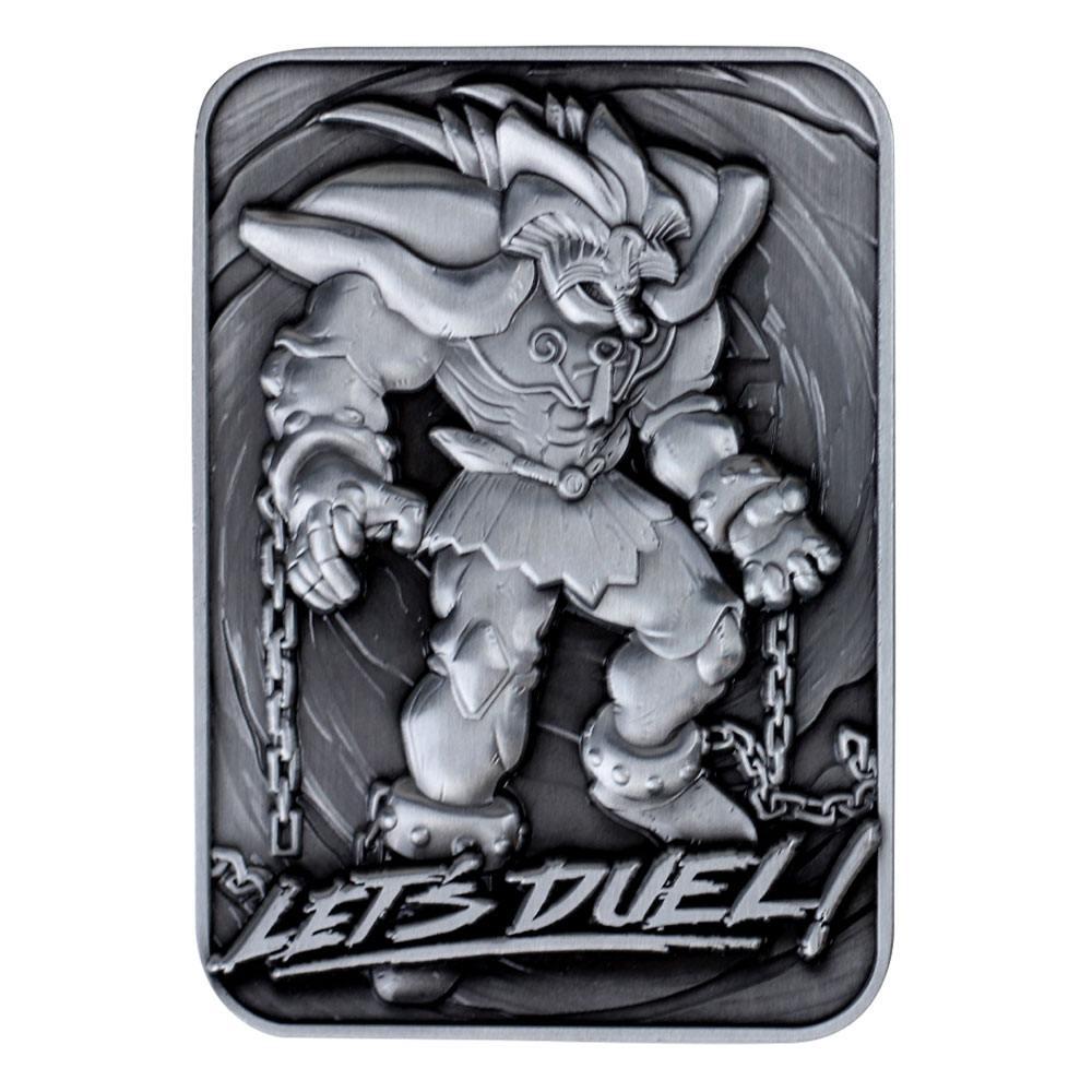 Photo du produit Yu-Gi-Oh! réplique Card Exodia The Forbidden One Limited Edition
